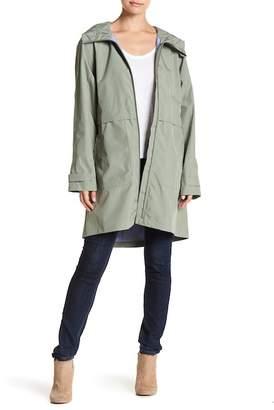 Pendleton Long Hooded Anorak Jacket