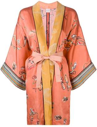 Forte Forte Kimono-styled coat