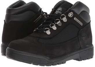 Timberland Kids Fabric/Leather Field Boot Kids Shoes