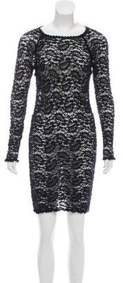 Etoile Isabel Marant Lace Mini Dress