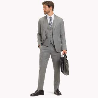 Tommy Hilfiger Virgin Wool Three-Piece Suit