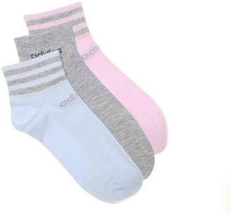 adidas Superlite Ankle Socks - 3 Pack - Women's