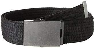 New Look Men's Webbing Belt,Small/Medium