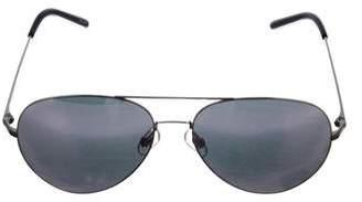 Matthew Williamson Rimless Mirrored Sunglasses w/ Tags