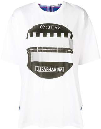 Marco De Vincenzo Ultrapharum print T-shirt