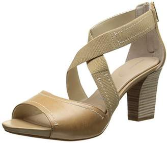 Rockport Women's Seven To 7 75 MM Cross Strap Dress Sandal