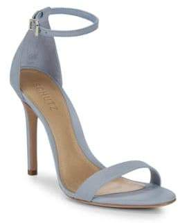 Schutz Cadey Lee Leather Stilettos