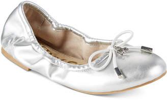 Sam Edelman Felicia Ballet Flats, Little Girls (11-3) & Big Girls (3.5-7) $49 thestylecure.com