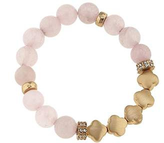 Canvas Womens Stretch Bracelet