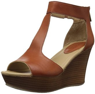 Kenneth Cole REACTION Women's Sole Kick Wedge Sandal $49.87 thestylecure.com