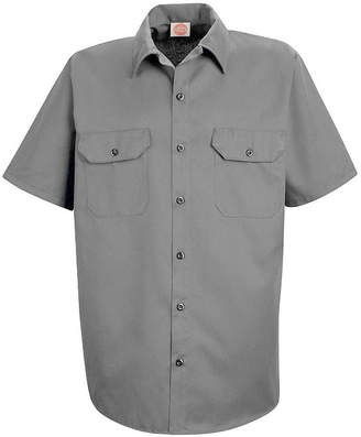 JCPenney Red Kap ST62 Utility Uniform Shirt