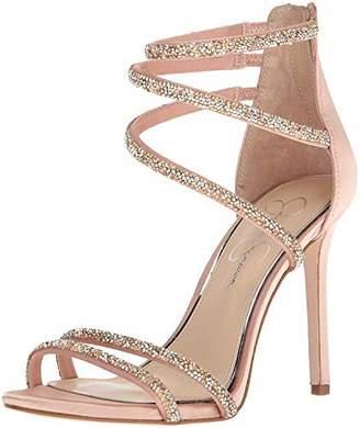8894382046d Jessica Simpson Women s JAMALEE Heeled Sandal