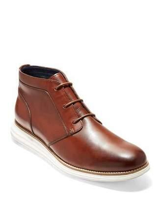 Cole Haan Men's OriginalGrand Leather Chukka Boots