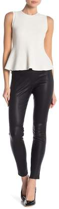 Theory Mod Stretch Leather Leggings
