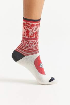Hansel from Basel Mary Crew Sock