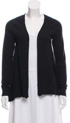Diane von Furstenberg Cashmere Open Front Sweater