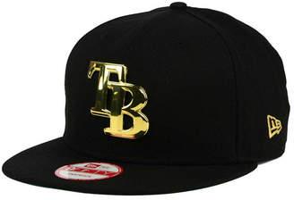 New Era Tampa Bay Rays League O'Gold 9FIFTY Snapback Cap