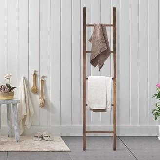 American Trails Decorative Ladder with Solid Walnut