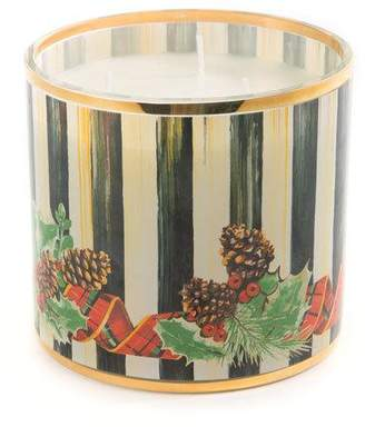 Mackenzie Childs MacKenzie-Childs Evergreen Scented Holiday Candle