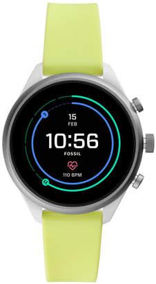 Fossil Sport 41mm Green Smartwatch FTW6028