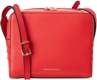 BCBGMAXAZRIA Serena Leather Crossbody