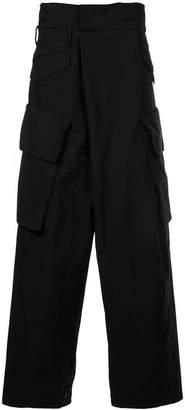 Julius cargo trousers