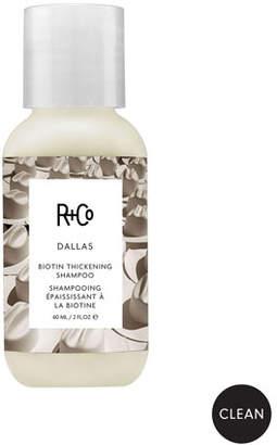 R+CO Travel Dallas Thickening Shampoo, 1.7 oz./ 50 mL