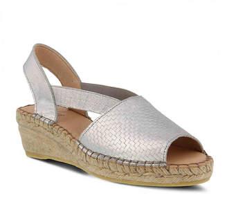 Azura Moshe Espadrille Wedge Sandal - Women's