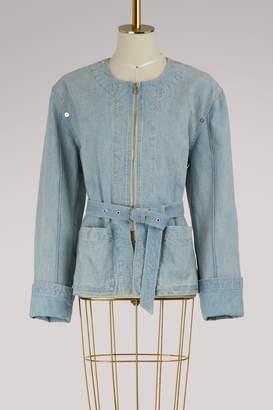 Isabel Marant Nadia cotton jacket