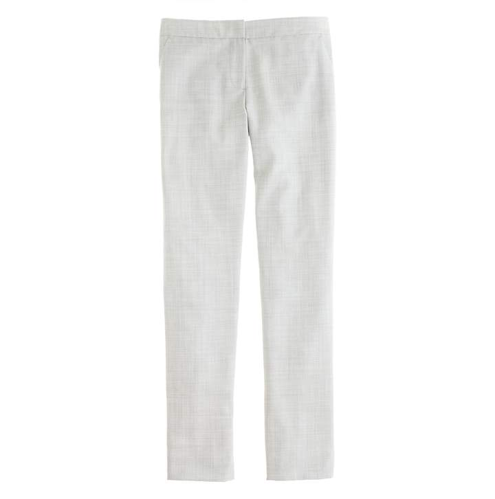 J.Crew Paley pant in Super 120s wool