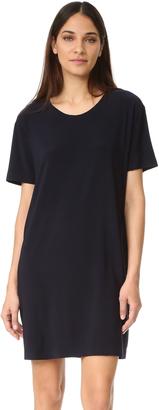 Norma Kamali Kamali Kulture Boxy Dress $120 thestylecure.com