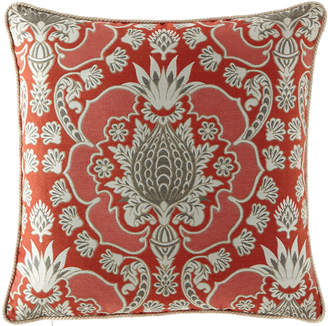 Elaine Smith St. Bart's Bounty Outdoor Pillow