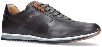 Magnanni Perforated Sneakers
