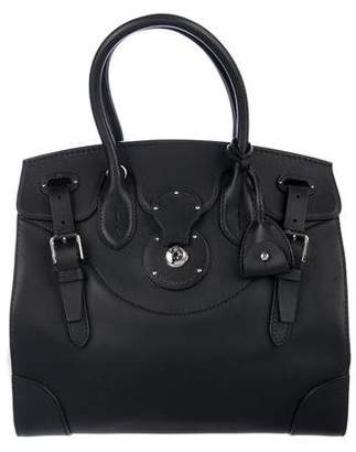 Ralph Lauren Bicolor Soft Ricky Bag