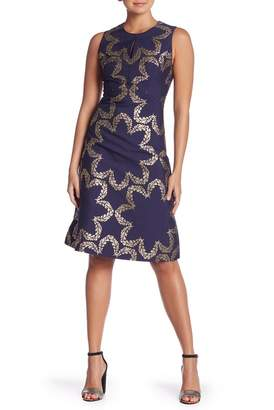 c51ef6f14b9ba Ted Baker Geo Kyoto Midi Dress