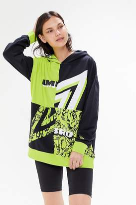 Umbro UO Exclusive Spliced Oversized Hoodie Sweatshirt