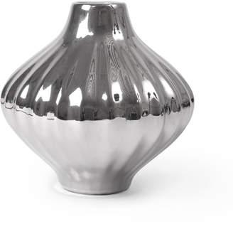 Jonathan Adler Metallic Lantern Vase