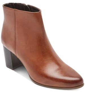 Rockport Women's Camdyn Ankle Boots Women's Shoes