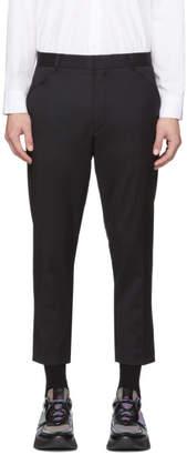 HUGO Black Fedon Trousers