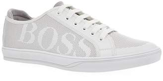 BOSS GREEN Leather Tennis Sneakers
