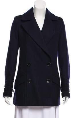 Maiyet Short Wool Coat