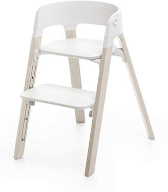 Stokke Steps Complete Chair White