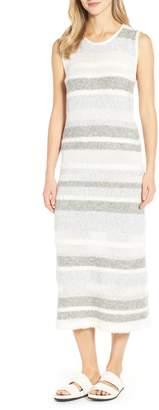 Lou & Grey Effie Stripe Sweater Dress