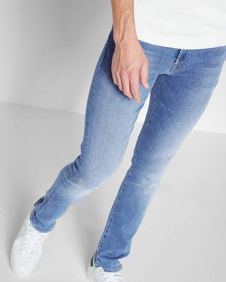 7 For All Mankind Airweft Denim the Paxtyn Skinny in Amalfi Coast