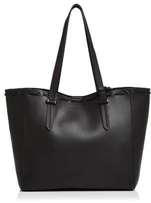 KENDALL + KYLIE Izzy Chain Trim Tote