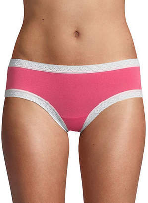 Tommy Hilfiger Lace-Trimmed Panty