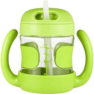 OXO BabyCentre Tot Straw Cup with Handles (Green)