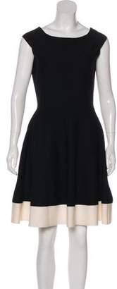 Christian Dior Knit Mini Dress
