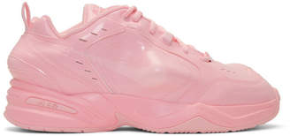 Nike Pink Martine Rose Edition Monarch IV Sneakers