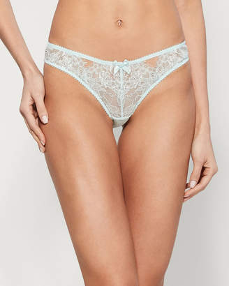 80a77edd2c3 L Agent by Agent Provocateur L Agent By Agent Provocateur Mint Adalia Mini  Brief